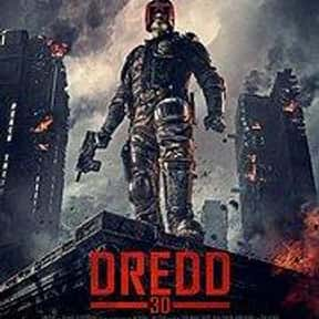 Dredd is listed (or ranked) 15 on the list The Most Rewatchable Action Movies
