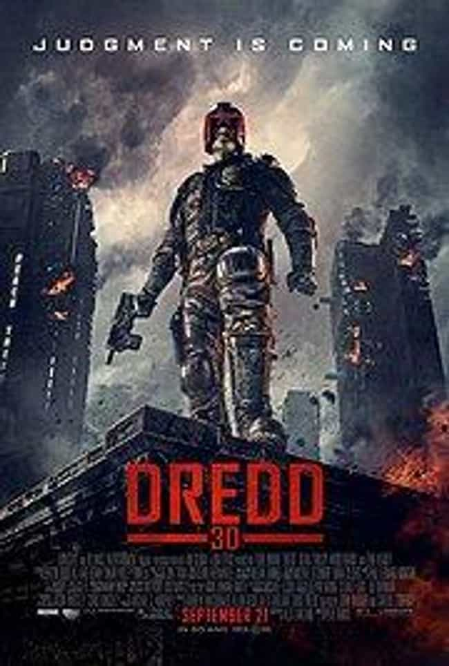 Dredd is listed (or ranked) 4 on the list DNA Films Movies List