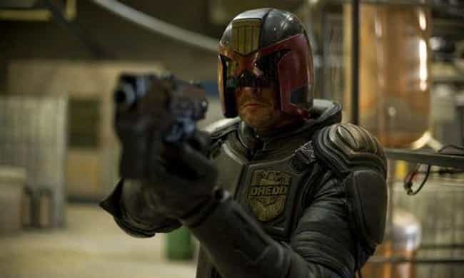 Dredd is listed (or ranked) 1 on the list Underrated Action Movies Of The 2010s, Ranked