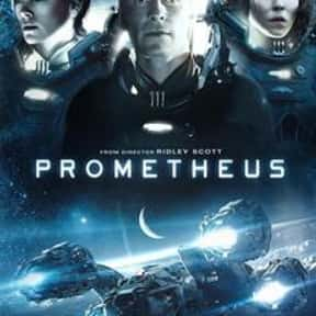 Prometheus is listed (or ranked) 3 on the list The Best CGI Adventure Movies