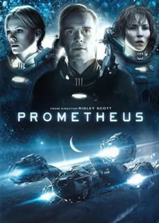Prometheus is listed (or ranked) 4 on the list What To Watch If You Love 'Arrival'