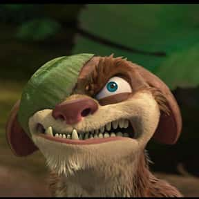 Buck is listed (or ranked) 3 on the list The Best Characters in the Ice Age Series, Ranked