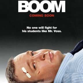 Here Comes the Boom is listed (or ranked) 12 on the list The Funniest Movies About Teachers