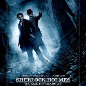 Sherlock Holmes: A Game of Sha is listed (or ranked) 11 on the list The Best Robert Downey Jr. Movies