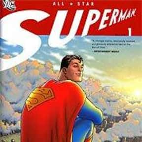 All-Star Superman is listed (or ranked) 16 on the list The Greatest Graphic Novels and Collected Editions