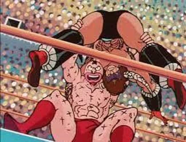 Kinnikuman is listed (or ranked) 3 on the list The Best Anime For Pro Wrestling Fans