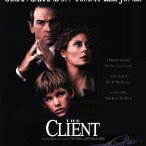 The Client is listed (or ranked) 14 on the list The Best Courtroom Drama Movies