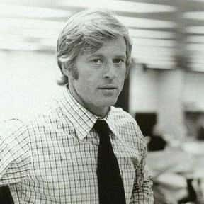 Bob Woodward is listed (or ranked) 4 on the list The Greatest Journalist Characters in Film