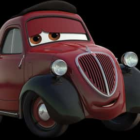 Uncle Topolino is listed (or ranked) 16 on the list List of Cars 2 Characters