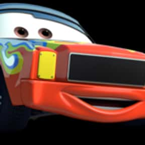 Darrell Cartrip is listed (or ranked) 18 on the list List of Cars 2 Characters