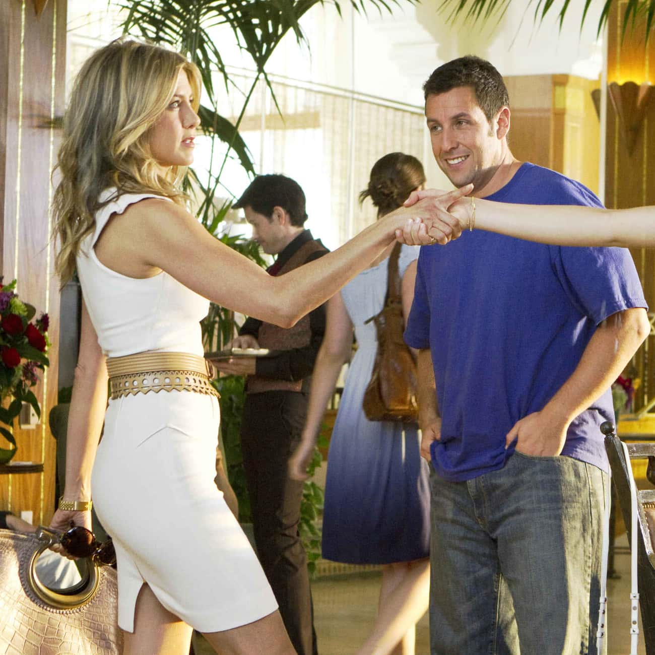 Katherine Murphy is listed (or ranked) 3 on the list All the Love Interests in Adam Sandler Movies, Ranked