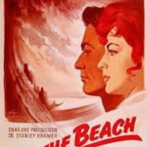 On the Beach is listed (or ranked) 21 on the list The Best Sci-Fi Movies of the 1950s
