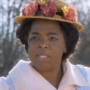 Sofia is listed (or ranked) 24 on the list The Best African American Characters in Film