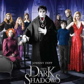 Dark Shadows is listed (or ranked) 23 on the list The Best Johnny Depp Movies