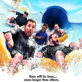 Grown Ups is listed (or ranked) 18 on the list The Best Movies About Having A Midlife Crisis