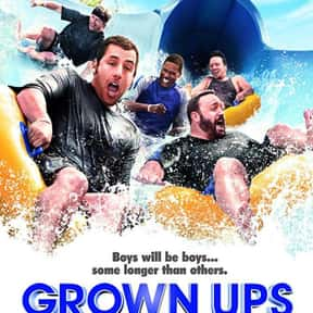 Grown Ups is listed (or ranked) 7 on the list The Best Salma Hayek Movies