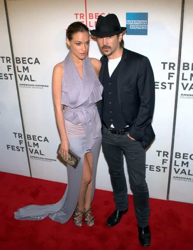Alicja Bachleda-Curus is listed (or ranked) 1 on the list Colin Farrell's Loves & Hookups