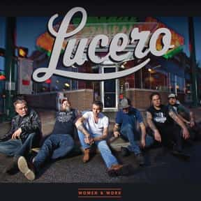 Lucero is listed (or ranked) 15 on the list List of Famous Bands from Memphis