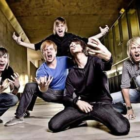 Blessthefall is listed (or ranked) 9 on the list Fearless Records Complete Artist Roster