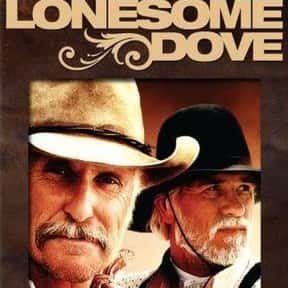Lonesome Dove is listed (or ranked) 4 on the list The Best Diane Lane Movies