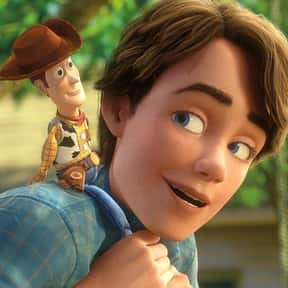 Andy is listed (or ranked) 18 on the list List of Toy Story 3 Characters