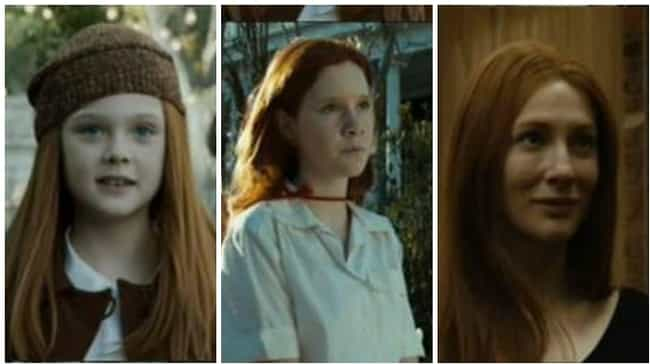 Daisy is listed (or ranked) 7 on the list Actors Who Played the Same Character at Different Ages