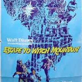 Escape to Witch Mountain is listed (or ranked) 14 on the list The Best Disney Live-Action Movies