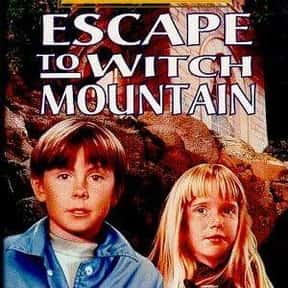 Escape To Witch Mountain is listed (or ranked) 16 on the list The Greatest Classic Films the Whole Family Will Love