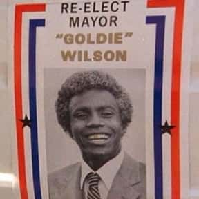 Goldie Wilson is listed (or ranked) 13 on the list Fictional Political Candidates You'd Cast Your Ballot For