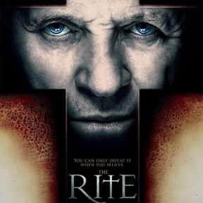 The Rite is listed (or ranked) 12 on the list The Best Demonic Possession Movies
