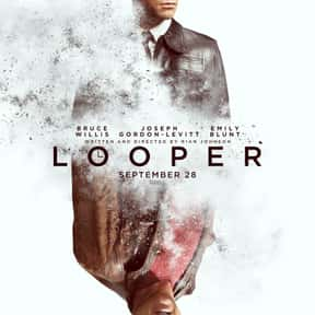 Looper is listed (or ranked) 6 on the list The Best Time Loop Movies