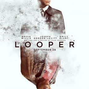 Looper is listed (or ranked) 10 on the list The Best Science Fiction-y Psychological Dramas