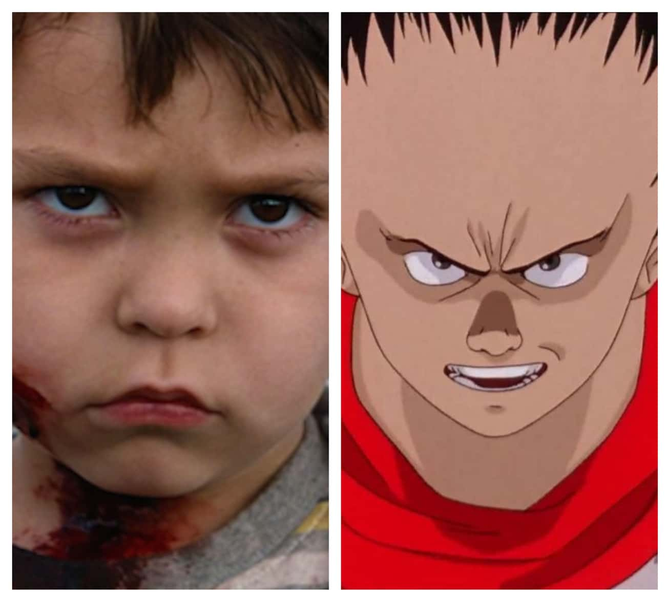 Looper is listed (or ranked) 1 on the list 13 American Films That Were Influenced By Anime