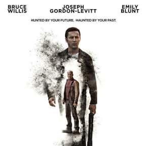 Looper is listed (or ranked) 16 on the list The Best Time Travel Movies