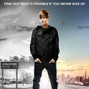 Justin Bieber: Never Say Never is listed (or ranked) 1 on the list The Worst Movies Of All Time