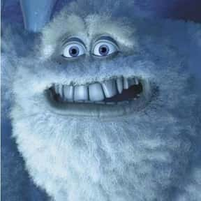 The Abominable Snowman is listed (or ranked) 5 on the list All The Monsters In The 'Monsters, Inc.' Franchise, Ranked By Cuteness