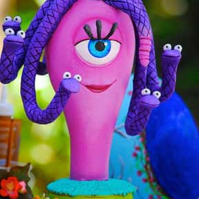 Celia is listed (or ranked) 4 on the list All The Monsters In The 'Monsters, Inc.' Franchise, Ranked By Cuteness