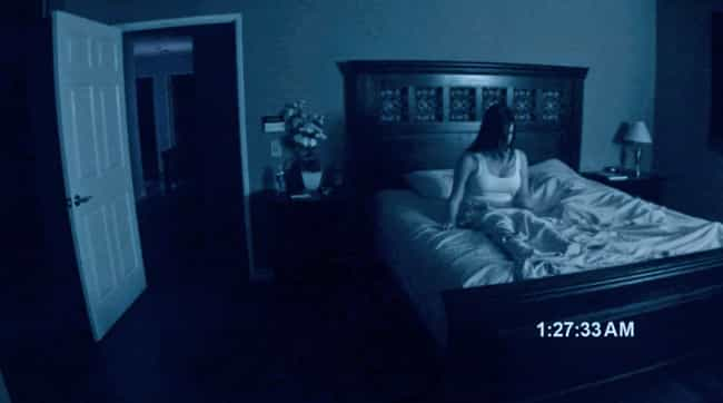 Paranormal Activity is listed (or ranked) 3 on the list Popular Horror Movies That Got Way More Attention Than They Deserved