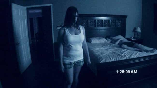 Paranormal Activity is listed (or ranked) 7 on the list Horror Movies That Originally Had Much Darker Endings