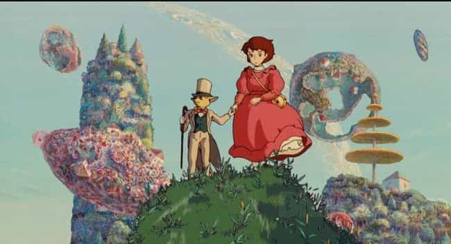 Whisper of the Heart is listed (or ranked) 4 on the list 15 Totally Underrated English Dubs Of Anime