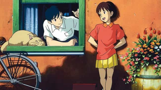 Whisper of the Heart is listed (or ranked) 2 on the list 11 Great Studio Ghibli Films Not Directed By Hayao Miyazaki