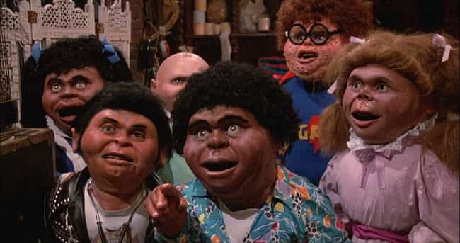 The Garbage Pail Kids Movie is listed (or ranked) 4 on the list 17 Movies No '80s Kid Is Actually Nostalgic About