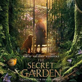 The Secret Garden is listed (or ranked) 24 on the list The Best Fantasy Movies Based on Books