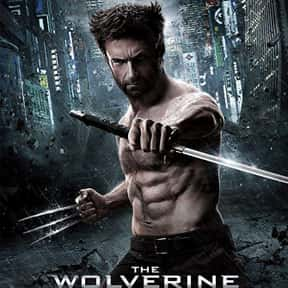 The Wolverine is listed (or ranked) 17 on the list Great Movies About Very Dark Heroes