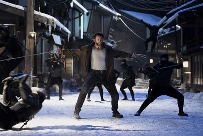 The Wolverine is listed (or ranked) 4 on the list The Most Underrated Sequels Of The 2010s, Ranked