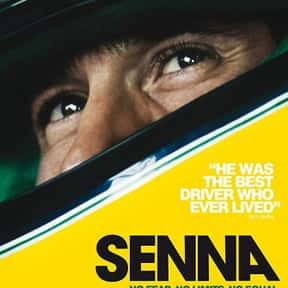 Senna is listed (or ranked) 7 on the list The Best Car Racing Movies That Really Put The Pedal To The Metal