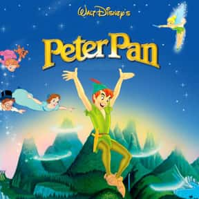 Peter Pan is listed (or ranked) 9 on the list The Best Kids Movies of the 1960s