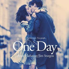 One Day is listed (or ranked) 15 on the list The Very Best Anne Hathaway Movies