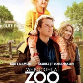 We Bought a Zoo is listed (or ranked) 11 on the list The Best Scarlett Johansson Movies