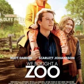 We Bought a Zoo is listed (or ranked) 10 on the list The Best Father-Daughter Movies